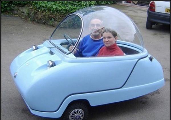 Фото самой низкой машины