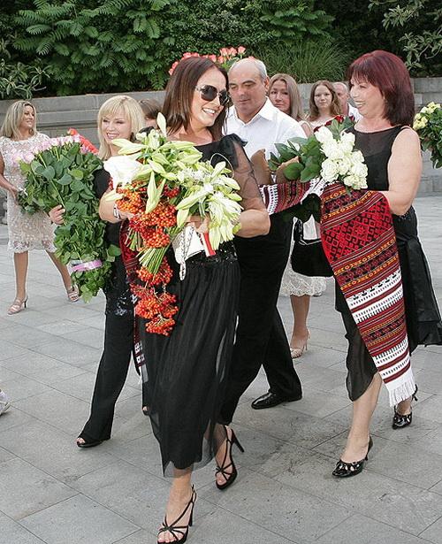 София Ротару отмечает 65-летний юбилей. Фото с сайта  sofiarotaru.com