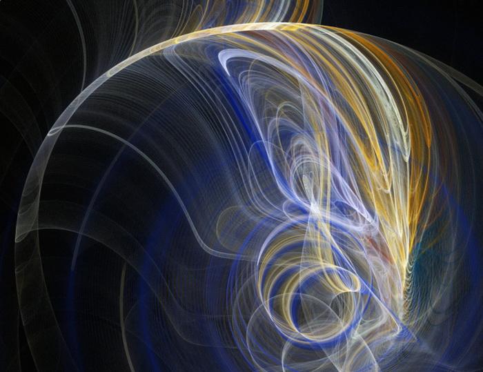 Структура Вселенной, изображённая в большом масштабе, имеет сходство со сложной сетью наподобие Интернета. Фото: Максим Чебеко/ Photos.com