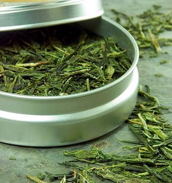 Зелёный чай. Фото:  alentieff.ru