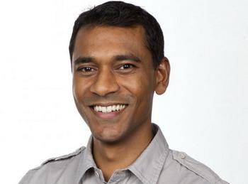 Соучредитель и генеральный директор компании RockMelt Эрик Вишрия. RockMelt стремится пересмотреть то, что браузер может делать и в настоящий момент находится на стадии отладки. Фото с сайта theepochtimes.com