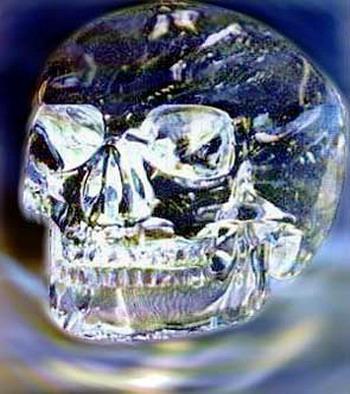 Хрустальные черепа. Фото с сайта lah.ru