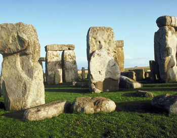 Кто построил  Стоунхендж? Фото с сайта Photos.com
