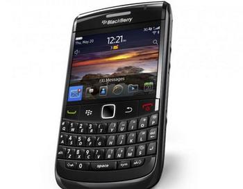 На этой неделе Research in Motion представила свою новую модель, Blackberry Bold 9780. Фото сайта  theepochtimes.com