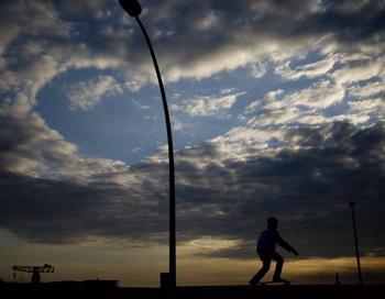 Пьер Луиджи Игина: Одно из его изобретений могло прорвать облака. Фото с сайта epochtimes.de