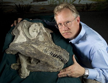 В Юте были обнаружены четыре головы нового вида динозавров Abydosaurus mcintoshi. Фото с сайта theepochtimes.com