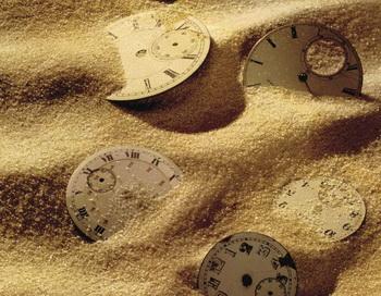 Могут ли наше прошлое, настоящее и будущее существовать одновременно? Фото с Photos.com