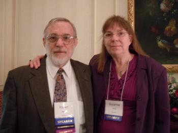 Роберт и Сюзанна Мейс смогли проверить детали предсмертного опыта Джорджа Ричи. Фото: Стефани Лам/Великая Эпоха (The Epoch Times)