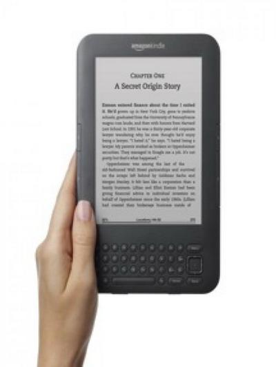 Электронная книга Amazon Kindle. Фотообзор. Фото с сайта theepochtimes.com