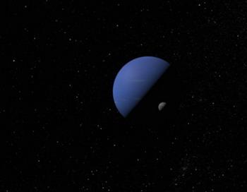 Нептун, наконец,  завершит свой первый полный оборот вокруг Солнца,  с начала его обнаружения в 1846 году, - примерно через  год, по данным оценкам НАСА. Фото с сайта theepochtimes.com