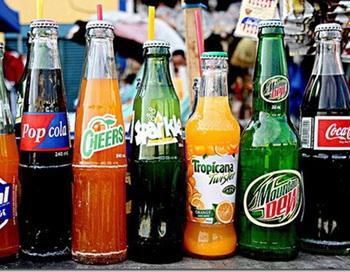 Газированные напитки. Фото с сайта immunar.ru