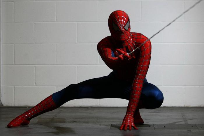 Картинки паутины человека паука