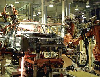 Volkswagen начнет производство автомобилей на производственных мощностях Горьковского автозавода в середине 2012 года. Фото с сайта lenta.ru