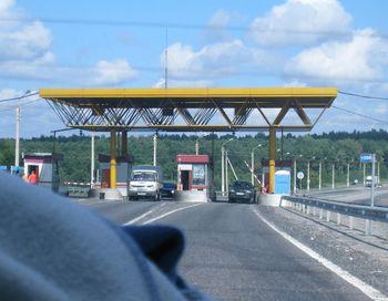 За первые сутки по платному участку дороги в Липецкой области  проехало более 7 тысяч автомобилей, в результате чего удалось собрать свыше 1 млн 150 тысяч рублей. Фото с сайта ganjafoto.ru