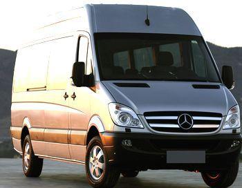 Mercedes-Benz Sprinter будет выпускаться на предприятиях «Группы ГАЗ». Фото с сайта autowp.ru