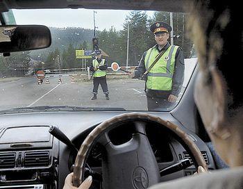 Ввоз прворульных авто в Россию запрещен в рамках нового Таможенного Союза. Фото с сайта kaliningradfirst.ru