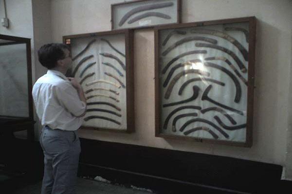 Австралийские бумеранги из коллекции Каирского музея. Фото с сайта lah.ru