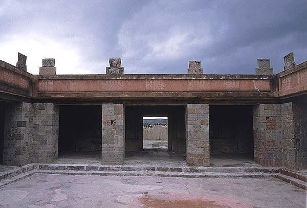 Исчезнувший город  богов Теотиуакан. Фото с сайта lah.ru
