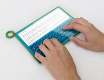 Детский «лэптоп» с энергопотреблением в 1 ватт. Фото с сайта: sciencemagic.ru