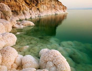 Раскрыть секреты изменения климата поможет Мертвое море.Фото с сайта: nauka21vek.ru