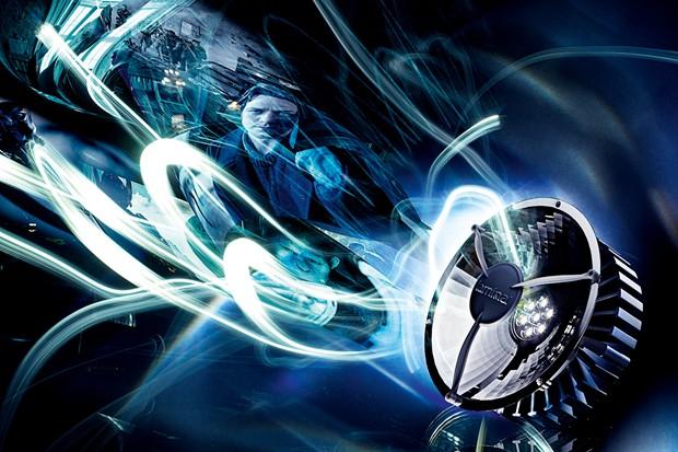 Wi-fi  скоро сдаст свои позиции в пользу технологии Li-fi. Фото:visiblelightcomm.com