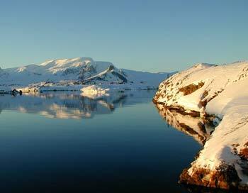 Антарктида. Фото: interesno.dn.ua