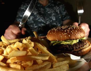 Ожирение связано с сильным обонянием.  Фото: Jeff J Mitchell/Getty Images