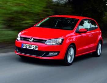 Автомобиль Volkswagen Polo – лучший автомобиль 2010 года в Европе. Фото: BIZ.LIGA.NET