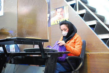 Интернет кафе в Шираз, Иран. Фото: Paul Keller/Flickr.com