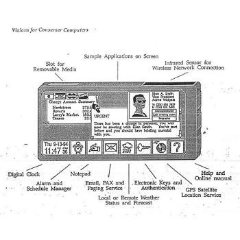 Прототип будущего iPhone. Фото: Натан Мирволд