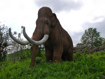 Вблизи пещеры мамонта, парк Dinosaur World (Кейв, штат Кентукки, США). Фото: London looks/Flickr.com