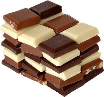 Шоколад пахнет мясом, потом и чипсами. К такому выводу пришли ученые США. Фото с me11oo.beon.ru