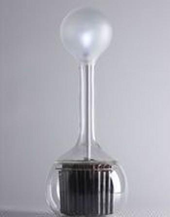 Soil lamp - лампа на энергии земли. Фото: aenergy.ru