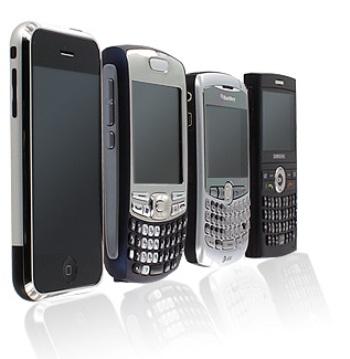 Смартфон остается самым популярным телефоном в Германии. Фото: digitaltrends.com