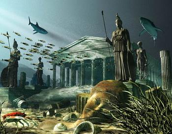 Атлантида. Фото с сайта ufo-blog.ru