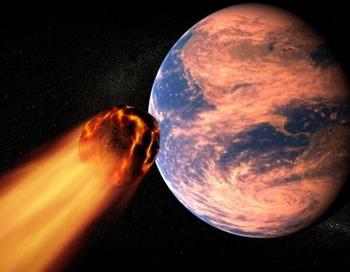 «Дон Кихот» – в ходе испытаний под таким названием будут отработаны действия по защите Земли от астероида Апофис или любого другого опасного небесного тела. Фото: conec-sveta.ru