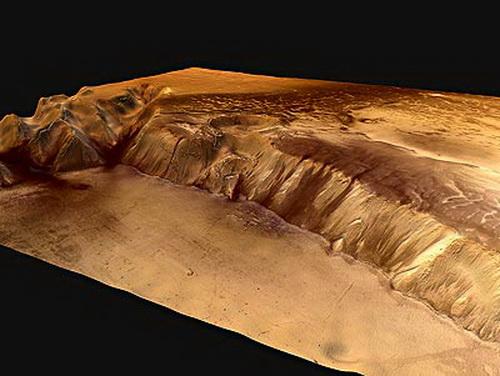 Человек скоро сможет жить на Марсе.Марс.Самые последние снимки, полученные Стереокамерой высокого разрешения (High Resolution Stereo Camera) Фото: grani.ru