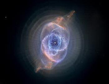 Гибель Солнца. Хорошо, что не нашего... Фото: Hubble/NASA