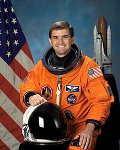 Фоторепортаж. Инженер и астронавт НАСА Рекс Уолхайм. Фото взято из Wikipedia