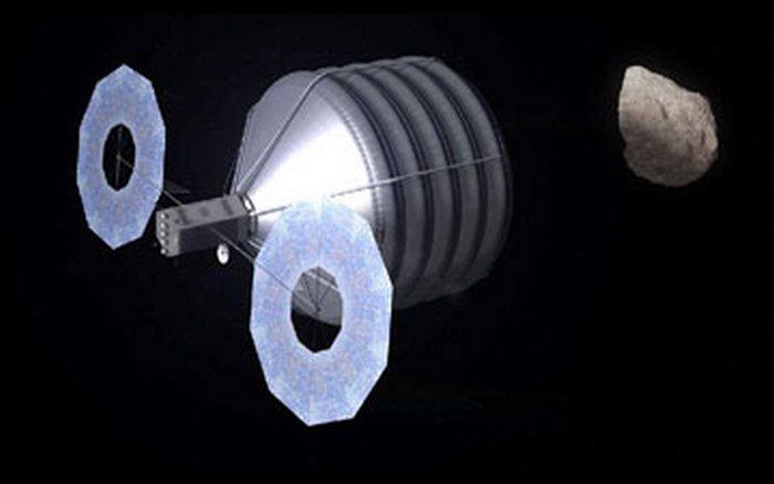 НАСА представило инициативу Астероид. Фото: nasa.gov