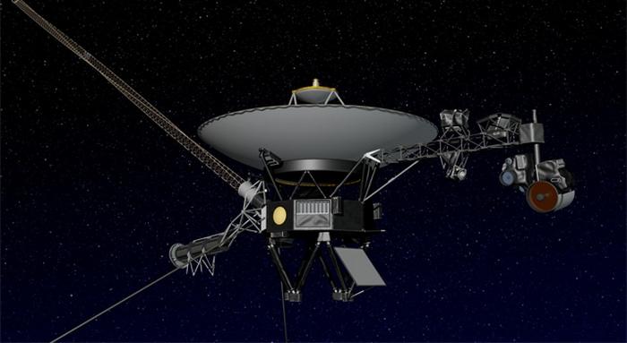 Космический зонд Voyager 1. Фото: nasa.gov