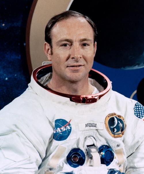 Эдгар Митчелл. Фото: NASA