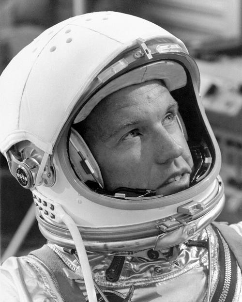 Гордон Купер. Фото: НАСА