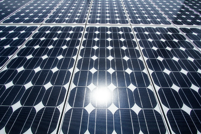 Солнечная батарея. Фото: Shutterstock*