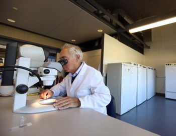 Учёные создали прибор для ранней диагностики рака мочевого пузыря. Фото: Oli Scarff/Getty Images
