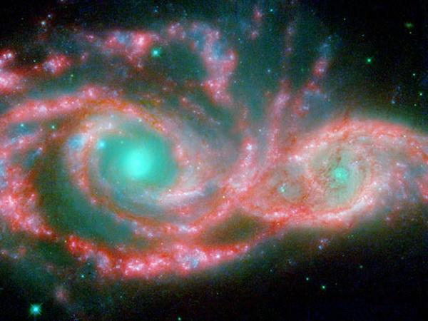 Фото: NASA/JPL-Caltech/STScI/Vassar