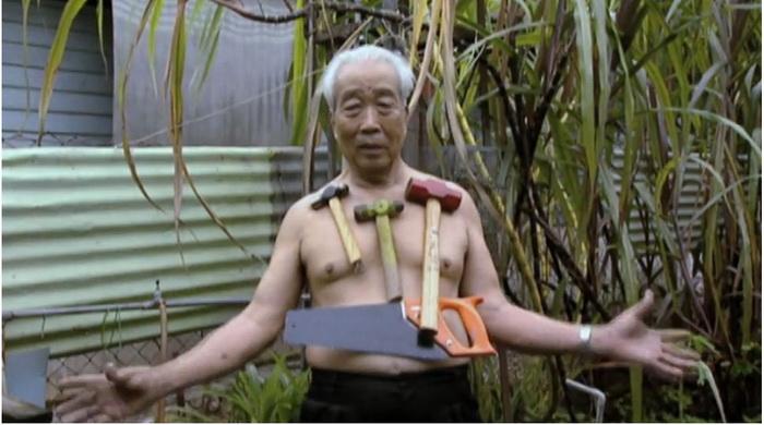 Лу Тоу Линь в передаче канала Discovery. Фото: HowStuffWorks.com