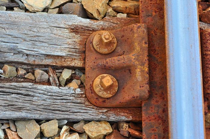 Старая железнодорожная линия. Фото: Shutterstock*