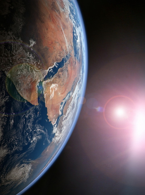 Земля. Фото: Shutterstock*