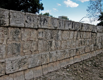 Впервые в Мексике учёные обнаружили храм бога смерти. Фото: Michael/flickr.com